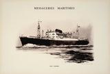 Mess Maritimes- Jean Laborde
