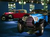 Musee National de l'Automobile  Bugatti Grille  Haut Rhin  France