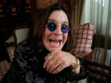Ozzy Osbourne  Lead with Rock Band Black Sabbath Sitting at Home  October 1998