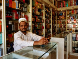 Perfume Shop Owner in Old Souq  Kuwait
