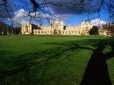 Historic St John's College  Cambridge  United Kingdom