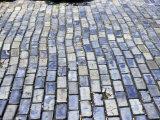 Cobblestone Street  Small Stone as Ballast on Spaniards Galleons  Puerto Rico