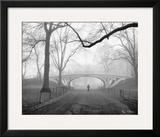Gothic Bridge  Central Park  New York City