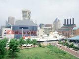 Inner Harbor  Baltimore  MD