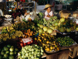 Fruit and Vegetable Market  Ban Don  Thailand