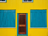 Facade of House  Stanley  East Falkland  Falkland Islands