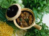 Thai Curry in Clay Pot  Melbourne  Victoria  Australia