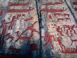 Tanumshede Bronze Age Rock Carvings  Tanumshede  Vaster-Gotaland  Sweden