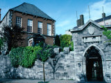 Exterior of Marsh Library (1701)  Dublin  Ireland