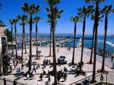 Marina Gate at Pacific Bell Park  San Francisco  California  USA