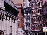 City Buildings  Providence  Rhode Island  USA