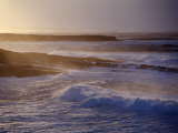 Stormy Evening Weather at Mullaghmore Head  Mullaghmore  County Sligo  Ireland