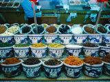 Jars of Pickles in Liubiju Food Shop  Xuanwu District Bejing  China