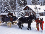 Stagecoach at Ski Tip Ranch  CO