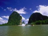 Phanganga Bay  Thailand