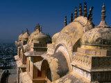Nahargarh Fort  Jaipur  Rajasthan  India