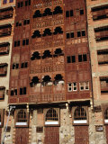 Shorbatly House  Traditional Local Architecture  Jiddah  Makkah  Saudi Arabia