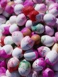 Huevos Con Confetti as Part of Easter Celebrations  Tepoztlan  Morelos  Mexico