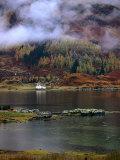 Clouds Over Loch Duich  Dornie  United Kingdom