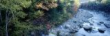 Stream Through White Mountains  NH