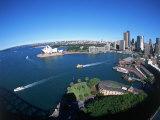 Harbor & City  Sydney  Australia