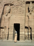Temple of Nefertari  Abu Simbel  Egypt