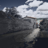 Street  Montalcino  Italy