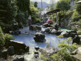 Kannawa Ryokan Hot Springs Resort  Beppu  Japan