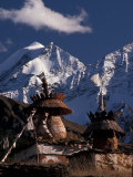 Chortens at Dolpo  Nepal