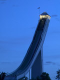 Homemkollen  built for the1952 Winter Olympic Games  Norway