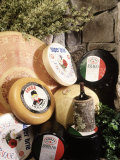 Display of Cheese