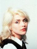 Debbie Harry Lead Singer of Blondie  August 1978