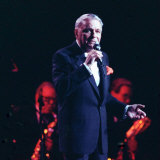 Frank Sinatra on Stage in Concert  July 1990