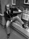 Sir Elton John  May 1972
