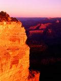 Yavapai Lookout  Grand Canyon National Park  USA