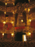 Cuvillies Theater in the Residenz Palace in Munich