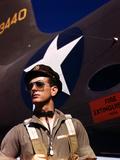 FW Hunter  World War II Army Test Pilot  circa 1942
