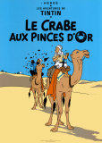 Le Crabe aux Pinces D'Or  c1941