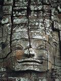 Detail of an Angkor Wat Temple