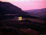 Roman Temple at Segesta Showing Greek Influence