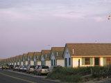 Rental Cottages Along a Cape Cod Beach