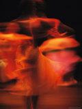 Performance by the Africa Ballet Troupe  Nairobi  Kenya
