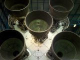 Saturn V Rocket Main Engines