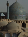 The Masjid-I-Shah Mosque Was Built Between 1611 and 1638  Masjid-I-Shah Mosque  Isfahan  Iran