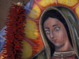 Virgen de Guadelupe  New Mexico  USA