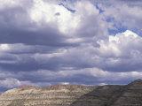 Theodore Roosevelt National Park  Badlands  Medora  North Dakota  USA