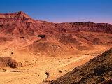 Eroded Badlands  AZ