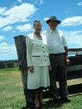 Outdoor Portrait of Mature Couple  Australia
