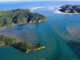 Whanganui Inlet  South Island  New Zealand