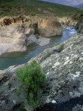 Fango River Gorge  La Corse  France